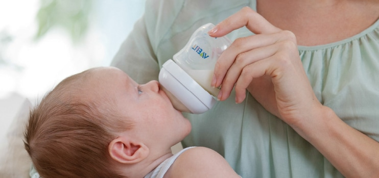 Philips AVENT - From breastfeeding to bottle-feeding (and back)!