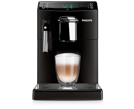 Support Philips espressomaskiner